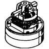 GHIBLI Турбина для пылесосов AS2/5, DOMOVAC - фото 12329