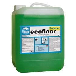 ECOFLOOR POLYMER - Специально разработано для мытья пола без образования эффекта скольжения - фото 6371