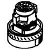 GHIBLI Турбина для пылесосов AS/ASL/M, пароочистителей CLASSIC