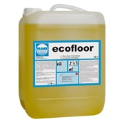 ECOFLOOR - Специально разработано для мытья пола без образования эффекта скольжения