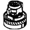 GHIBLI Турбина для пылесоса AS400 - фото 12366