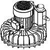 GHIBLI Турбина для пылесоса AZ35 - фото 12413