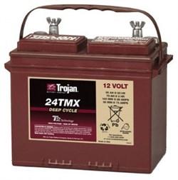 Trojan 24TMX - тяговый аккумулятор - фото 13453