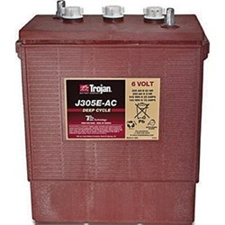 Trojan J305E-AC - Тяговый аккумулятор - фото 13487
