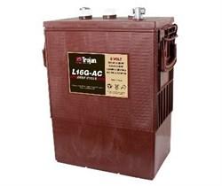Trojan L16G-AC - Тяговый аккумулятор - фото 13512