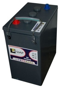 SIAP 3 GEL 250 - Тяговая аккумуляторная батарея - фото 13531