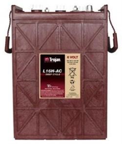 Trojan L16H-AC - Тяговый аккумулятор - фото 13546