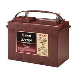 Trojan 27TMH - Кислотный тяговый аккумулятор - фото 13589