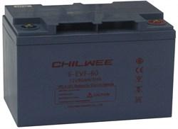 Chilwee 6-EVF-60 - Тяговый аккумулятор, GEL - фото 13678