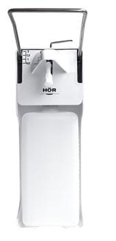 HOR-D 004R - локтевой дозатор для антисептика/мыла c регулировкой дозирования - фото 14295