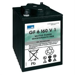 Sonnenschein GF 06 160 V - Аккумуляторная батарея - фото 4656