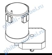 Ghibli мотор щетки для поломоечной машины FR 30 E