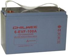 Chilwee 6-EVF-100A - Тяговый аккумулятор, GEL