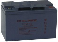 Chilwee 6-EVF-60 - Тяговый аккумулятор, GEL