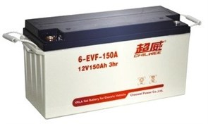 Chilwee 6-EVF-150A - Тяговый аккумулятор, GEL