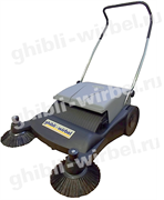 Ghibli HS M 80 - ручная подметальная машина